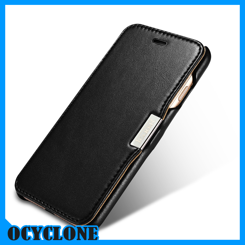Shockproof leather flip smart cover cell phone tablet case FOR IPHONE FOR SAMSUNG