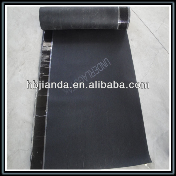 High Breathable Membrane for Pitched Roof Underlay Waterproof Roof Isolation Material 700