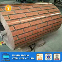 Prepainted/color coated steel coil / PPGI / PPGL steel pipe