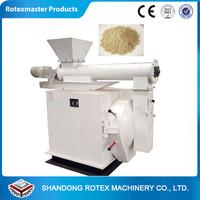 [ROTEX MASTER] Poultry farming equipment chicken feed pellet press machine feed pellet mill