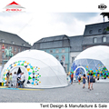 festivals tent waterproof geodesic dome house for event