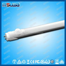 99% compatible with electronic ballasts www red tube come t8 pir sensor led tube 1200mm 100-277V UL DLC