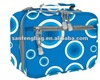 multi compartment target blue lunch bag