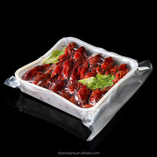 Embossed vacuum sealer bags and rolls, Textured Bags food bags