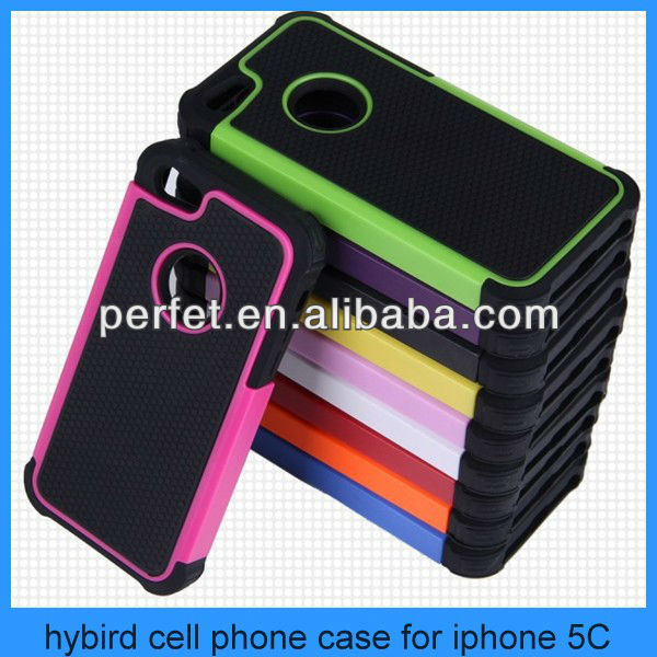 Tough Hard Heavy Duty Case Cover For iPhone 5c 5 c