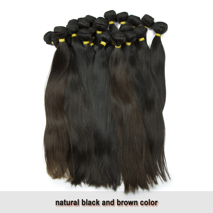 Best selling straight Brazilian human hair 360 lace frontal with bundles