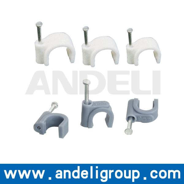 PE cable clip electric wire cable clips