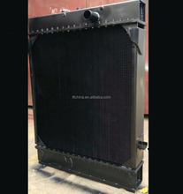 China supplier loader spare parts WA420-3 water cooling radiator for sale