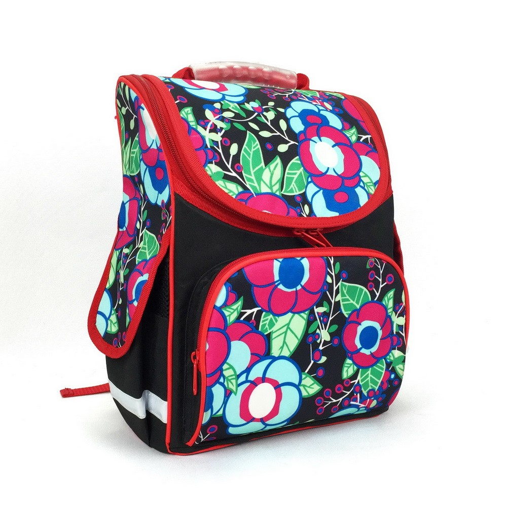 Good price of custom 3d cute detachable kids school wheel bags