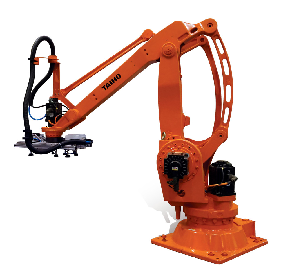 TR-F120 pallet stacking robots