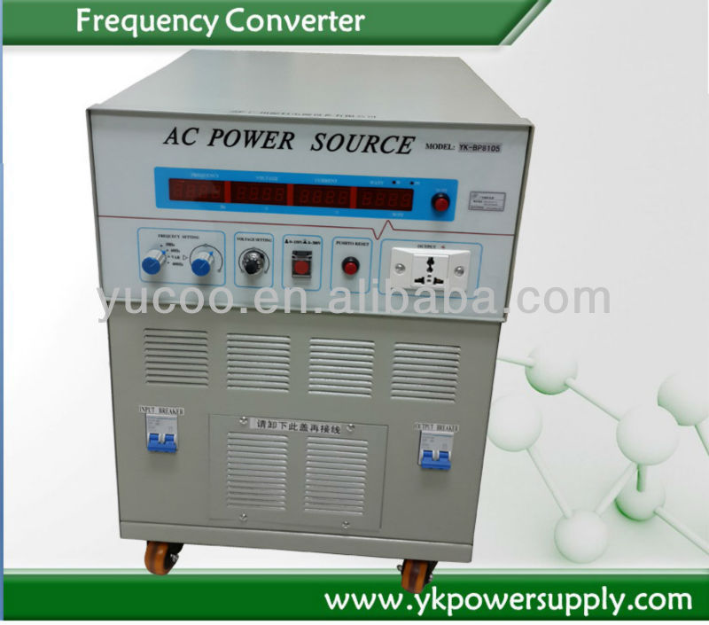 China ac to ac variable speed frequency convertor