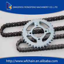 bajaj pulsar 180 parts Motorcycle chain motorcycle spare part roller chain