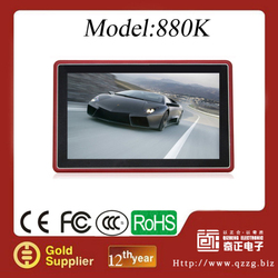 Touchscreen 5 Inch HD Auto gps Navigation with ISDB-T TV function
