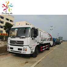 china dongfeng duolika cleaning vehicle export hot sale