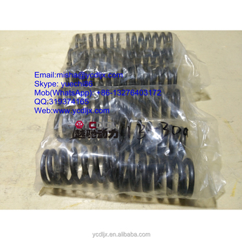 Spare parts for shanghaidongfeng D6114 D9-220 C6121 engine ----Springs P-C04-2123 D04-113-30a D6114ZG2B 860106539