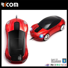 high quality mini car mouse,USB car shape mouse,wired car mouse from Shenzhen Ricom MO7003C