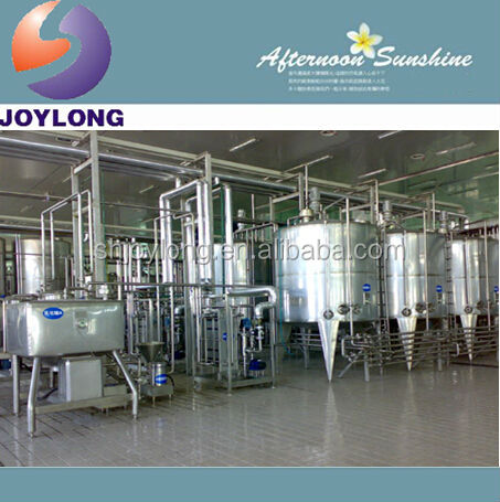 Concentrated juice processing plant/factory/workshop