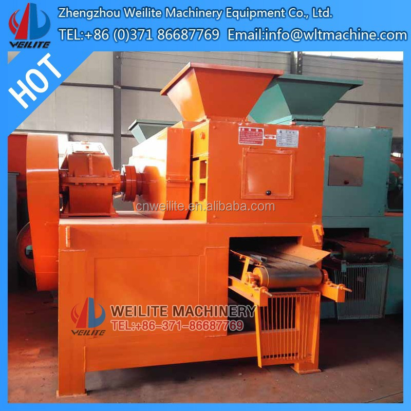Coal Briket Machine / Charcoal Briket Press Machine / Briket Making Machine Factory