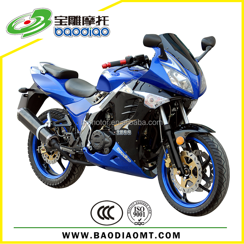 2015 New Fashion 250cc Sport Racing Motorcycle For Sale Manufacture Supply EEC EPA DOT