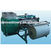 Automatic Parallel Paper Tube Making Machine