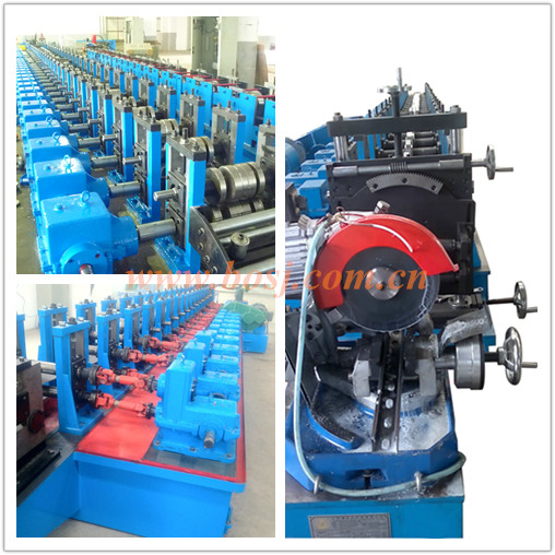 2018 hot sale Unistruct Channel Roll Forming Machine Production Line