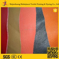 Leather raw material Genuine leather fabric for clothes