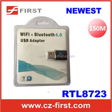 Mini 150M USB Wifi Bluetooth4.0 Adapter/dongle wireless network card