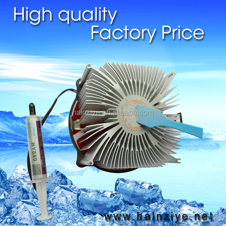 Hot sell Super nano HY880 silicone thermal grease/compound/ grease for led /cpu heat sink