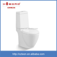 Custom made ceramic wash down two piece hospital toilet