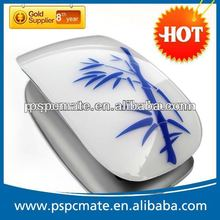 touch wireless mouse 2.4G Wireless Mouse With Mini Receiver in 2012