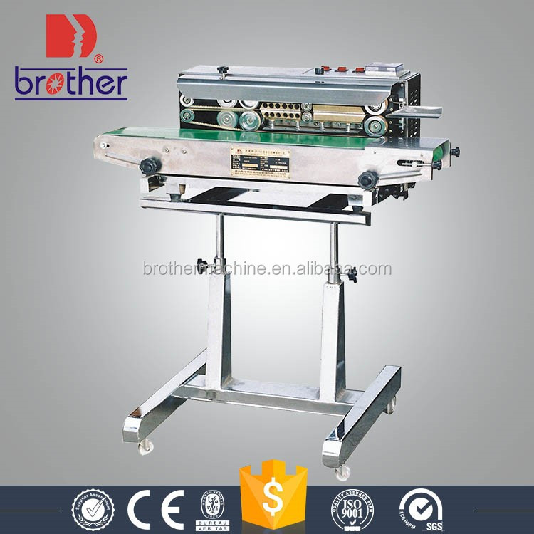 Brother SF150LD Fast delivery Semi Automatic durable plastic sealer machine