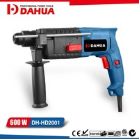 Used for Wood Steel Concrete Electric Kraft Hammer drill 6OOW 20MM