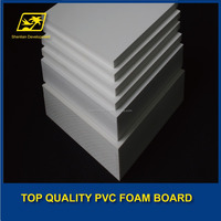 Plastic Sheets pvc celuka foam board hard surface manufacturer