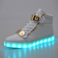 7 Colors Men Led Shoes Fashion