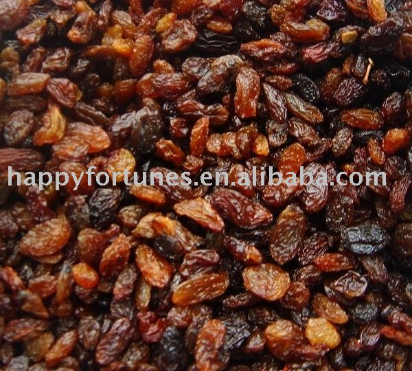 Brown Raisins sultana raisins red grape seedless raisin dried fruit snack fruit