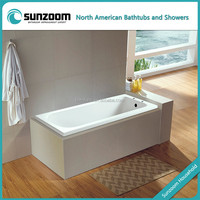 cUPC antique bath tub,tub soaking,installing acrylic bathtubs