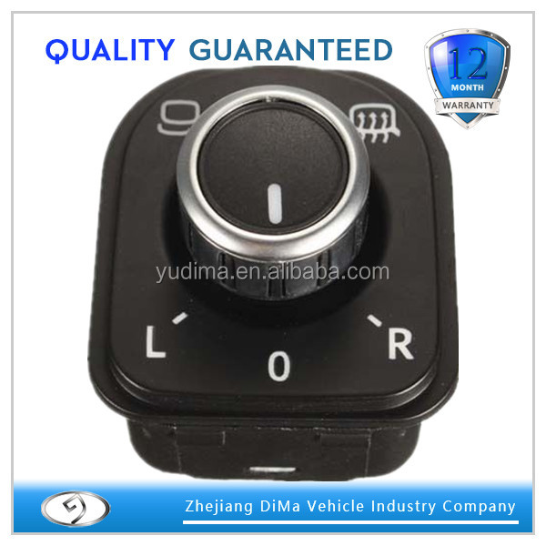 New Auto Mirror Control Switchh /1K0 959 565J /1K0959565J /for VW Passat Jetta Golf Eos Tiguan 1K0959565K 1K0 959 565K