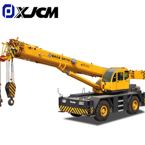 Best Price 4 Wheel Lifting Machine 30Ton 50 Ton Rough Terrain Mobile Crane for Sale