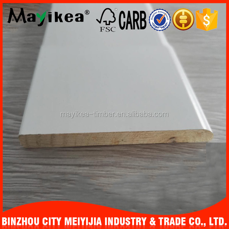 Best trading products 1x20 container Mini quantity factory poplar lvl wood moulding