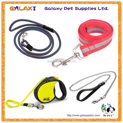 wholesale light up dog garness; led dog; pu covering materials