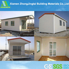 Sandwich panel 3 bedroom prefab modular home plans