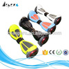 China Factory Newest 6.5 Inch two wheels Samsung Battery hover board mobility self balancing scooter with LCD screen