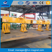 HVR electro permanent lifting magnet for handling plates