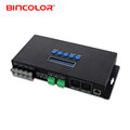 Artnet led controller support ws2812b ws2801 ws2811 IC pixel controller led dot 5050 rgb pixel controller