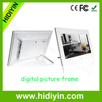 "9""video playback digital picture frame tv lcd display screen in random free videos"