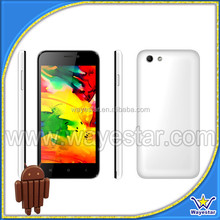 Cheap 5.0 inch Touch Screen Dual SIM Unlocked 3G Smart Cell Phone Made in China