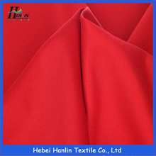 High quality 280gsm twill peach dyed 35% polyester 65% cotton workwear fabric