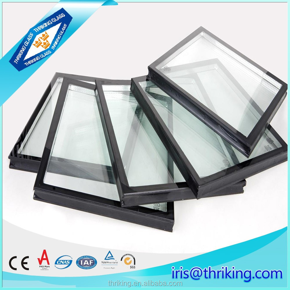 Heat resistant insulating glass double glass windows price for Insulate glass