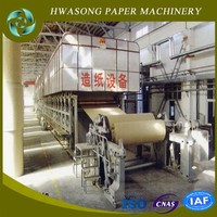 2400 Papermaking Machine Cylinder Vat Machine for All kinds of Paper