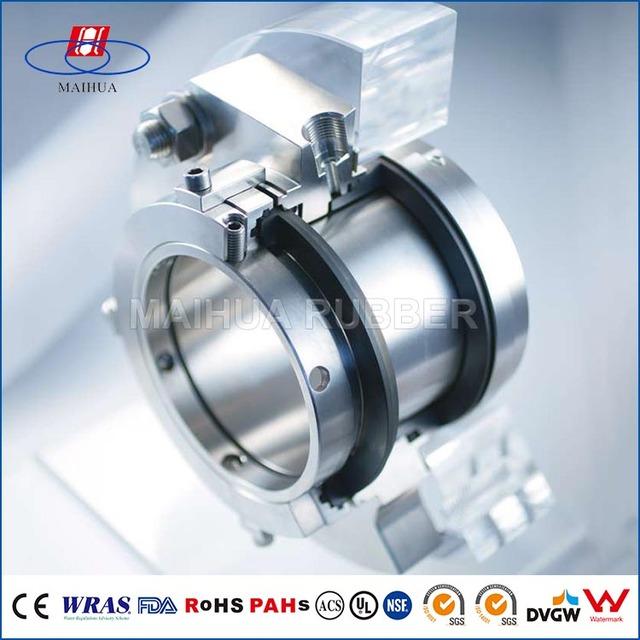 Top grade pressure resistence NBR/VITON/SILICONE chesterton mechanical seal